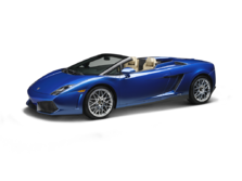 AWD LP 560-4 Spyder 2dr Convertible