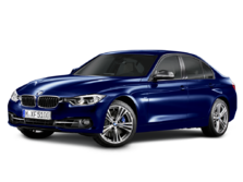 AWD 320i xDrive 4dr Sedan (GER)