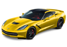 Stingray Z51 2dr Hatchback w/1LT