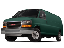 3500 3dr Extended Cargo Van w/1SD