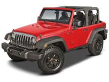 4WD Rubicon Hard Rock 2dr Convertible SUV
