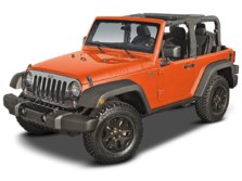 4WD Willys Wheeler 2dr Convertible SUV