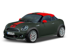 Cooper Coupe 2dr Hatchback