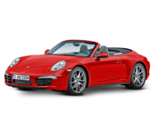 AWD Carrera 4S 2dr Convertible