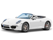 Carrera S 2dr Convertible