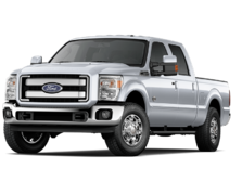 4x2 King Ranch 4dr Crew Cab LB