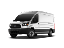 350 Medium Roof 3dr Extended Cargo Van w/Sliding Passenger Side Door
