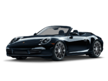 AWD Carrera 4 Black Edition 2dr Convertible