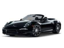 Carrera Black Edition 2dr Convertible