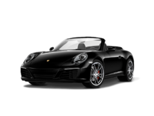 Carrera GTS 2dr Convertible