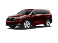 Limited 4dr SUV/Crossover