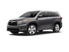 AWD Limited Platinum 4dr SUV/Crossover