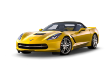 Stingray Z51 2dr Convertible w/3LT