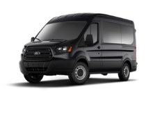 150 Medium Roof 4dr Cargo Van w/Dual Sliding Doors