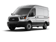 350 Medium Roof 4dr Cargo Van w/Dual Sliding Doors