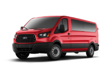 350 XL Low Roof 3dr Extended Van w/60-40 Passenger Side Doors