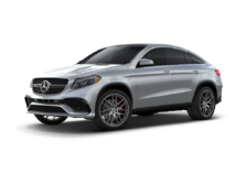 AWD GLE63 S Coupe 4MATIC 4dr SUV/Crossover