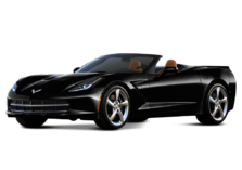 Stingray Z51 2dr Convertible w/2LT