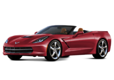 Stingray 2dr Convertible w/1LT