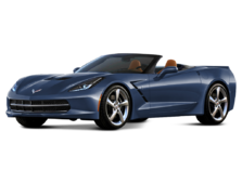 Stingray Z51 2dr Convertible w/1LT