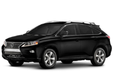 AWD RX 350 F SPORT 4dr SUV/Crossover
