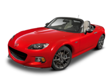 25th Anniversary Edition 2dr Convertible w/Power Hard Top