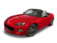 Club 2dr Convertible w/Power Hard Top
