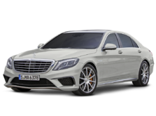 AWD S63 4MATIC 4dr Sedan