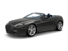 V8 S Roadster 2dr Convertible