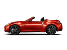 370Z Roadster 2dr Convertible